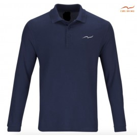 Navy blue Polo man in...