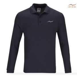 Dark Blue Polo man in...