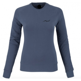 Women's blue sweatshirt...