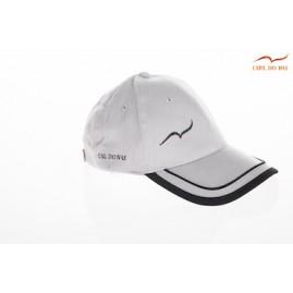 Casquette golf grise